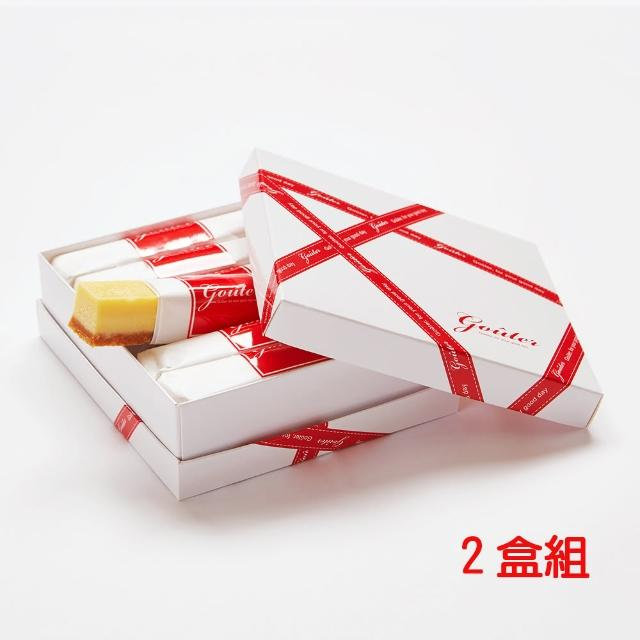 【雅培米堤】超起士禮盒-6入 2盒組(|起士蛋糕|乳酪蛋糕|起士條|起司條|下午茶|點心|伴手禮)