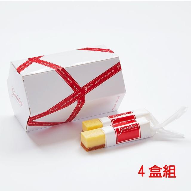 【雅培米堤】超起士禮盒12入裝 4盒組(|起士蛋糕|乳酪蛋糕|起士條|起司條|下午茶|點心)