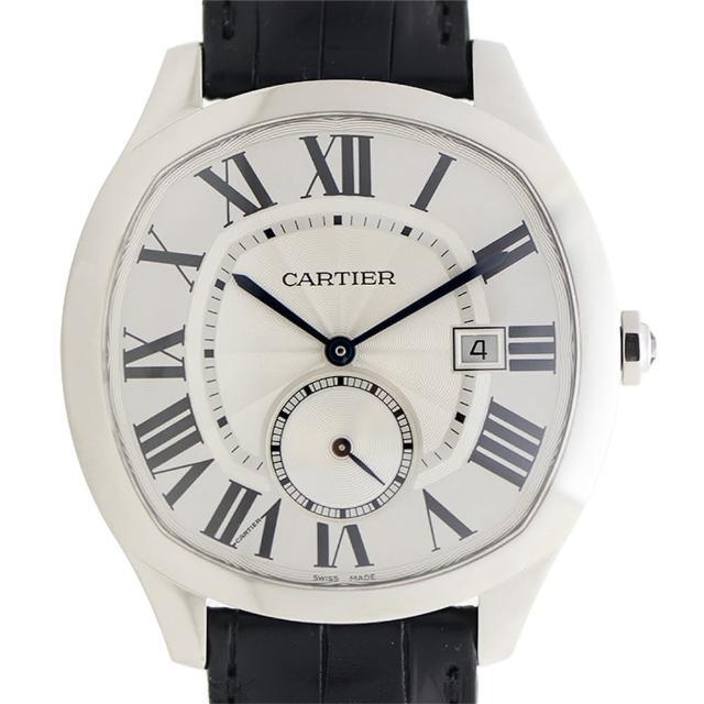 【Cartier 卡地亞】DRIVE DE CARTIER 自動上鍊大型款x41mm(WSNM0004)