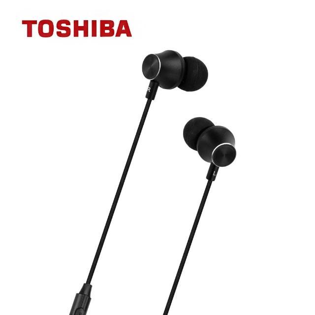 【TOSHIBA 東芝】Hi-Res高解析入耳式耳機(RZE-HD711E-K)