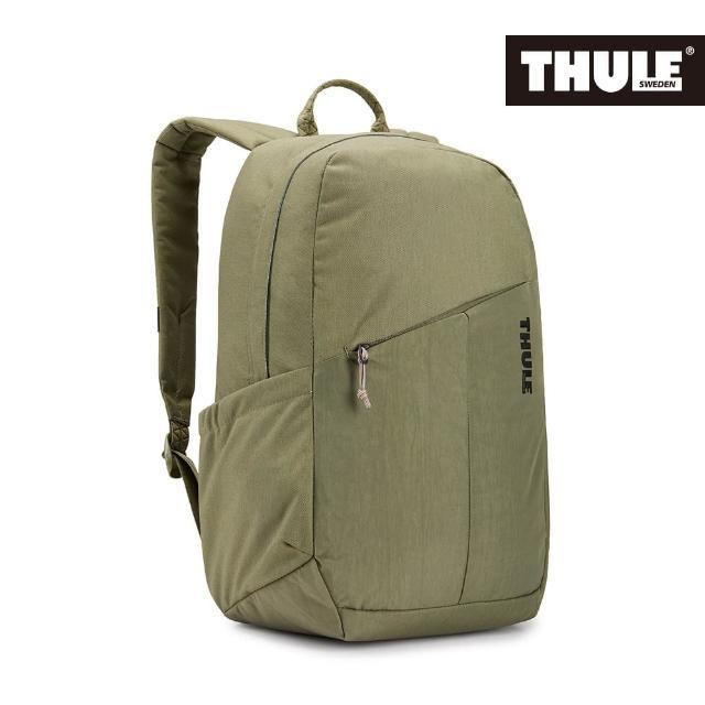 【Thule 都樂】★Notus 20L筆電後背包(TCAM-6115-橄欖綠)