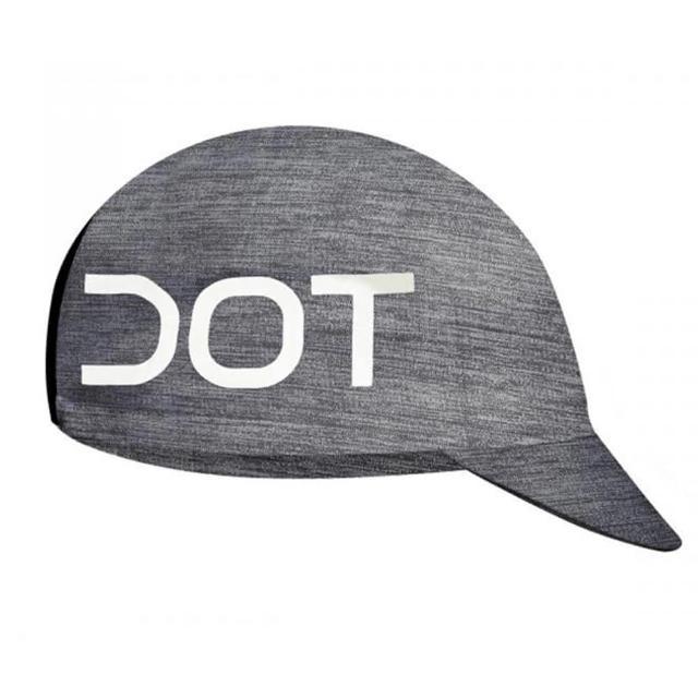 【Dotout】義大利達奧自行車小帽 Team Cap(A19X301-850melange dark grey)