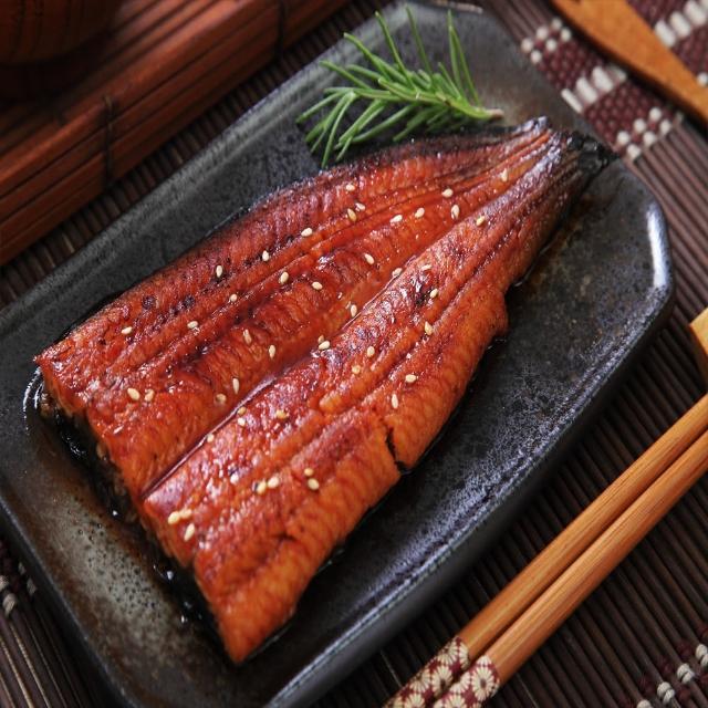 【華得水產】蒲燒鰻魚10件組(150g/件)