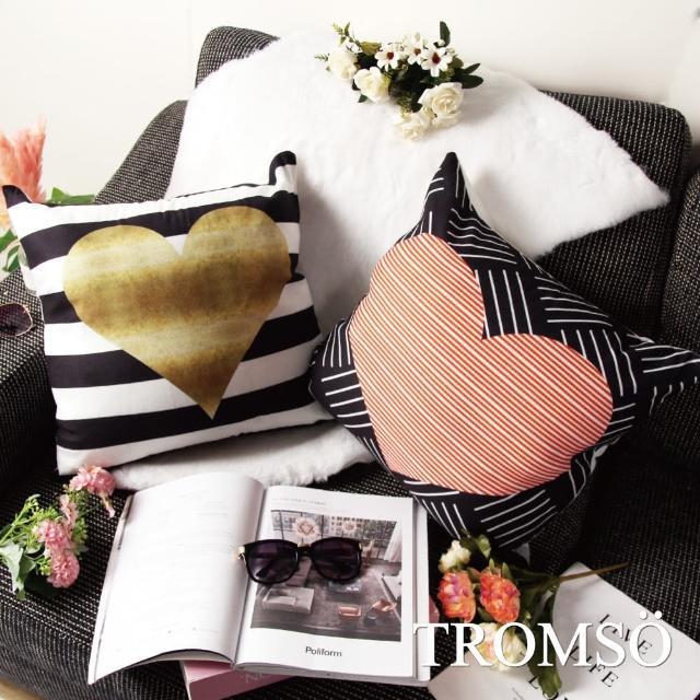 【TROMSO】風尚北歐抱枕-多款任選(抱枕躺枕靠枕棉麻枕)