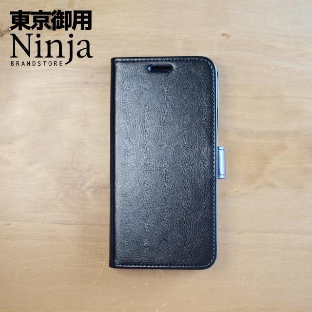 【Ninja 東京御用】Apple iPhone 12 / 12 Pro(6.1吋)經典瘋馬紋保護皮套