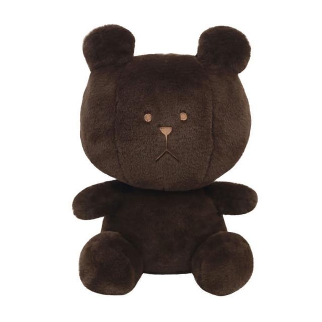 【CRAFTHOLIC 宇宙人】馬卡龍棕熊坐姿大抱枕(馬卡龍系列)