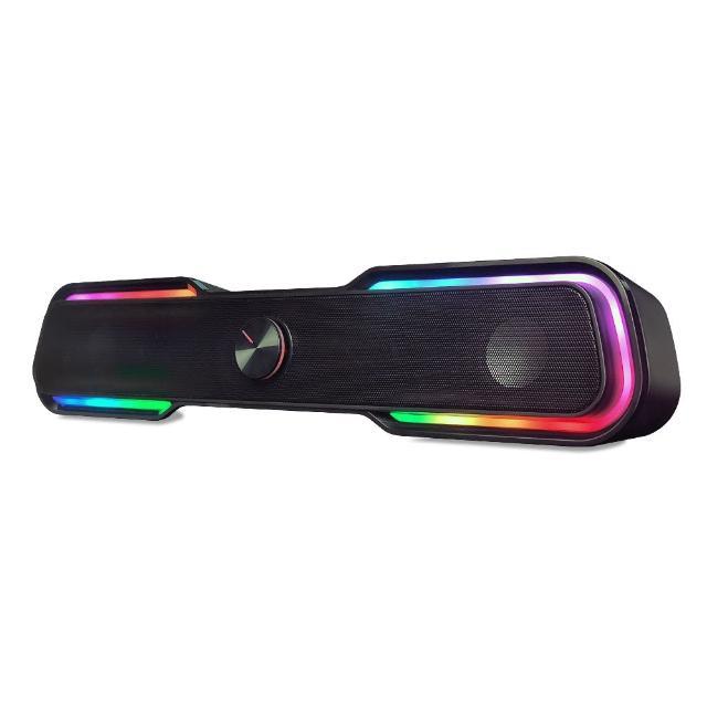 【ATake】桌上型多媒體喇叭X20(喇叭 多媒體喇叭 音響喇叭 電腦喇叭)
