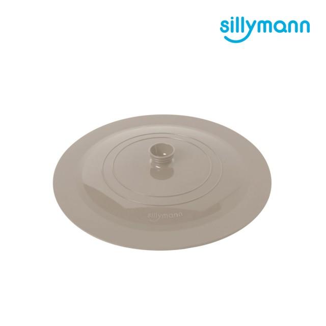 【sillymann】100%鉑金矽膠精品多功能萬用鍋蓋30cm-可可灰(可進洗碗機高溫清潔可沸水消毒)