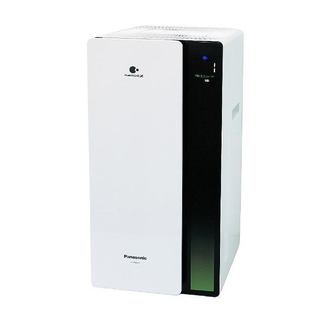 【Panasonic 國際牌】雙重淨化空氣清淨機/適用10坪(F-P50HH)