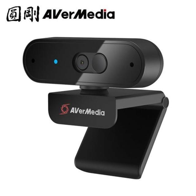 【圓剛】1080p 高畫質自動變焦網路攝影機 PW310P