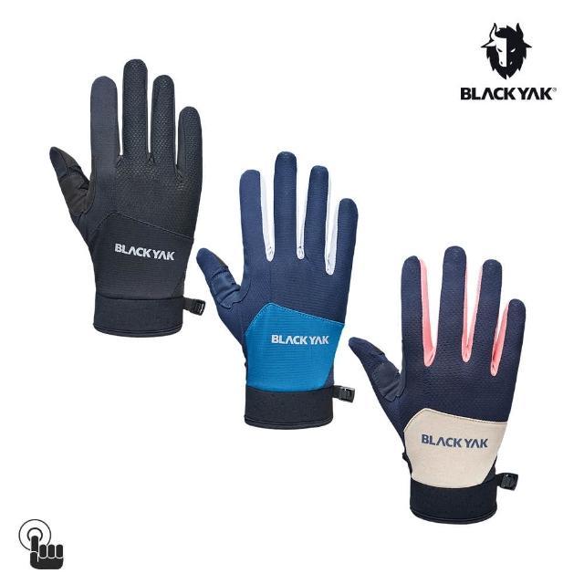 【BLACK YAK】YAK全指手套[粉紅/海軍藍/黑色]BYAB1NAN04(韓國 耐磨防滑 觸控手套)