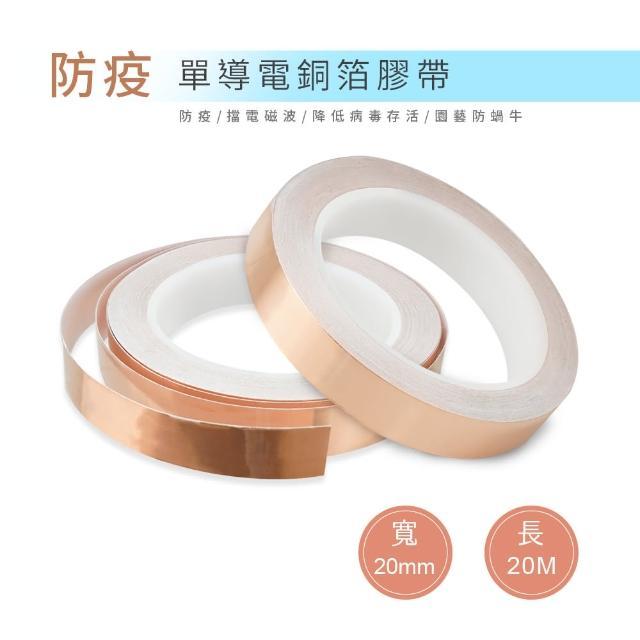 【RONEVER】PC003 防疫單導電壓延銅箔膠帶