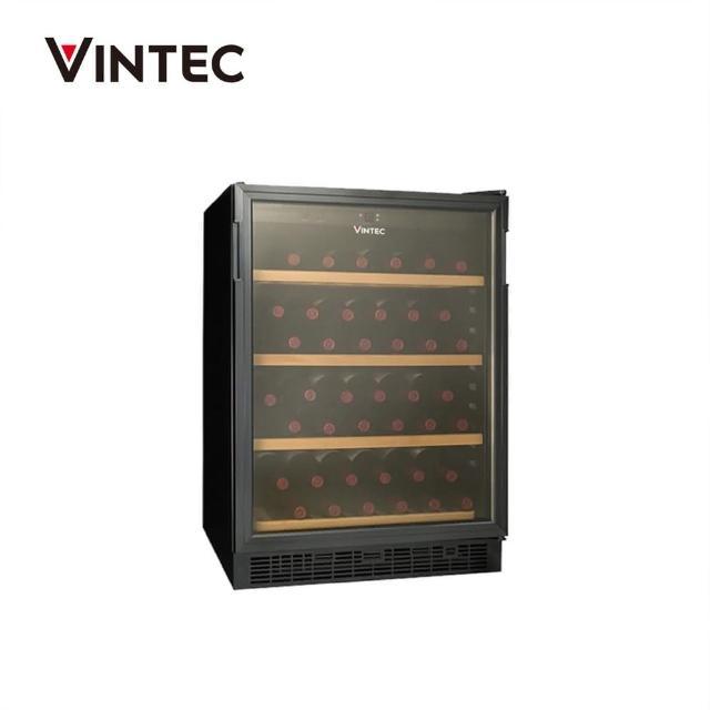 【VINTEC】★福利品★單門單溫酒櫃 VWS048SCA-X