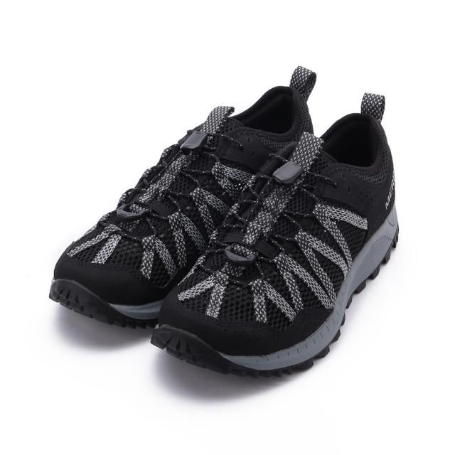 【MERRELL】WILDWOOD AEROSPORT 兩棲水陸鞋 黑/灰 女鞋 ML036152