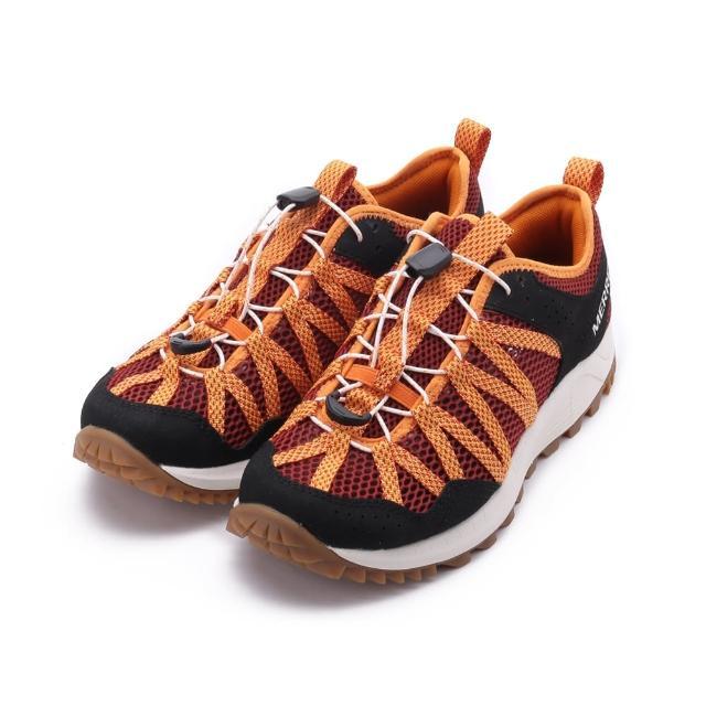 【MERRELL】WILDWOOD AEROSPORT 兩棲水陸鞋 磚紅/橘 女鞋 ML036156
