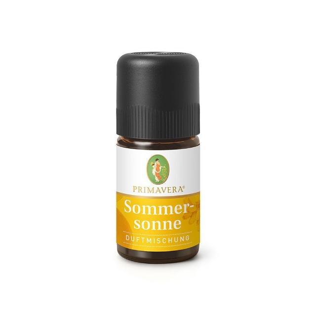【德國之春】金光閃耀 複方純精油 5ml(Organic Blended Essential Oil Summer Sun)