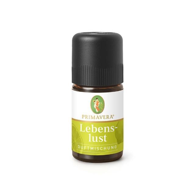 【德國之春】生命喜樂複方精油 5ml(Organic Blended Essential Oil Joy of Life)