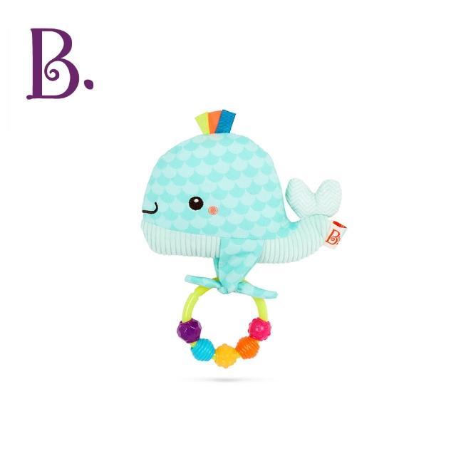 【B.Toys】威利小舵手(搖鈴玩偶)