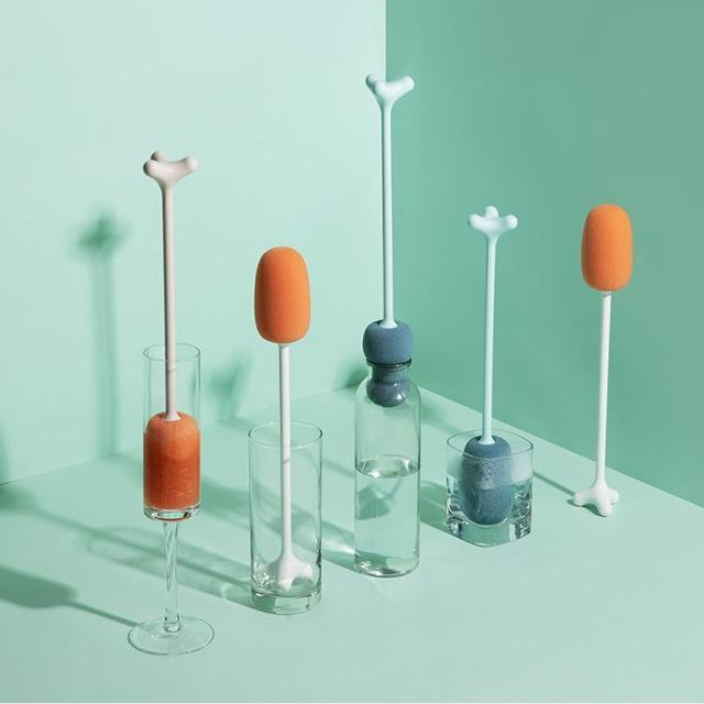 【AOTTO】可愛小鯨魚洗衣刷