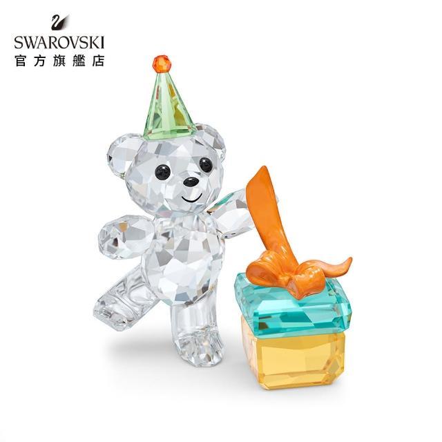 【SWAROVSKI 施華洛世奇】KRIS BEAR KRIS小熊-祝福您