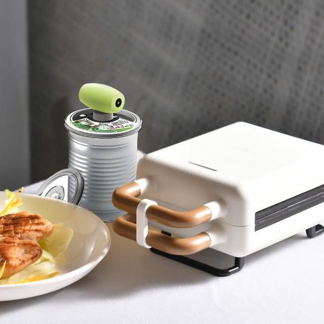【Roommi】Ksprout愛藏鮮奶粉蓋真空保鮮組+好簡單三明治機
