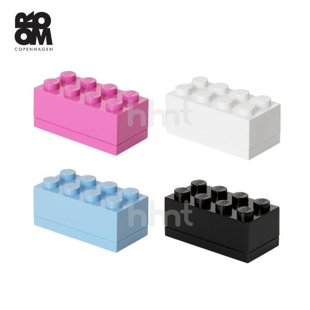 【Room Copenhagen】LEGO☆ Storage Brick 8 Mini 樂高桌上小型收納箱(樂高正式授權商品)
