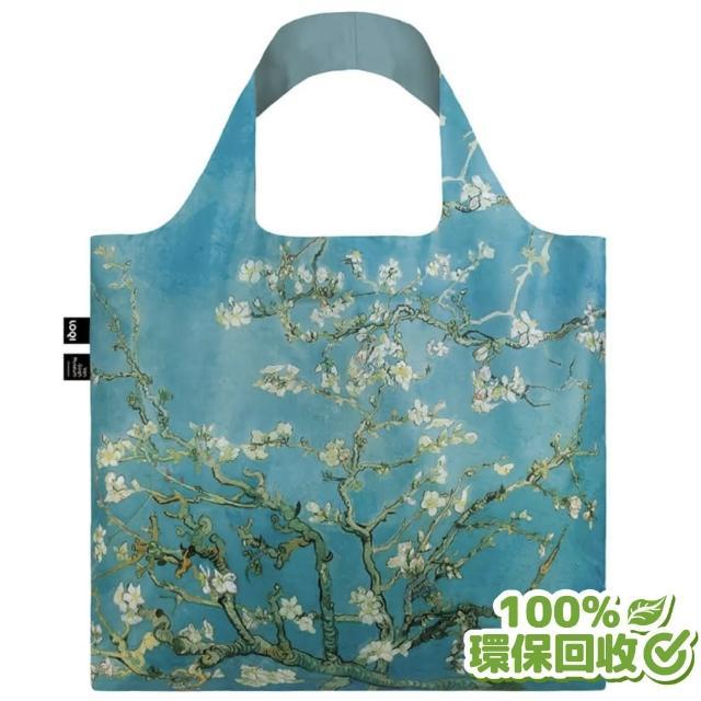 murmur【murmur】杏花盛開-無扣帶、無暗袋(購物袋.環保袋.收納.春捲包)