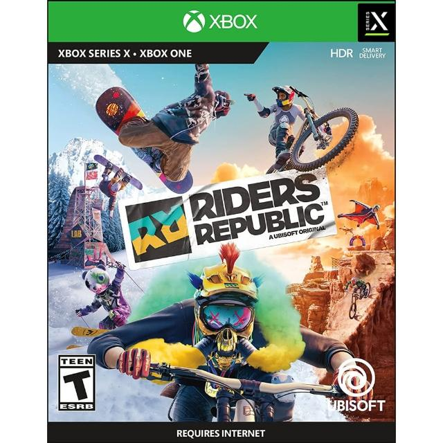 【Microsoft 微軟】Xbox 預購9/2★《極限共和國》(中文版 首發自由暢行版)