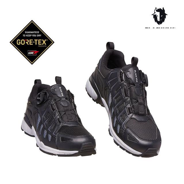 【BLACK YAK】NEW DRIVEN GTX健行鞋[黑色]BYJB1NFH0(韓國 防水鞋 休閒鞋 中性款)
