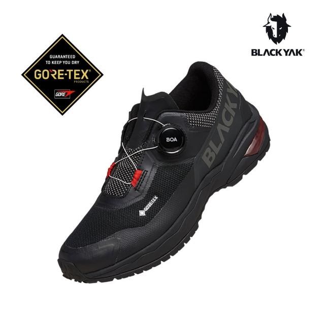 【BLACK YAK】ILLUSION ROAD GTX健行鞋[黑色]BYJB1NFH01(韓國 防水鞋 休閒鞋 中性款)