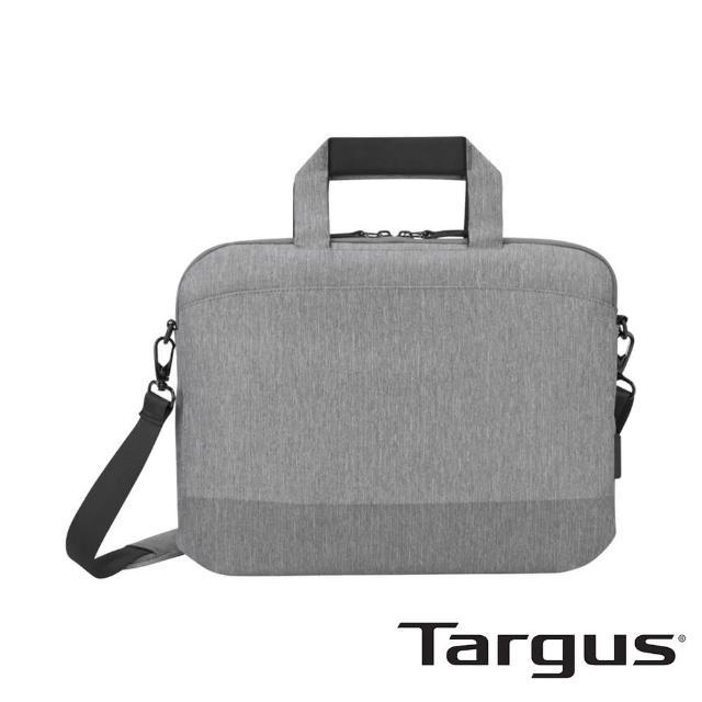 【Targus】Citylite Pro 14 吋薄型側背包(電腦包 側背包)