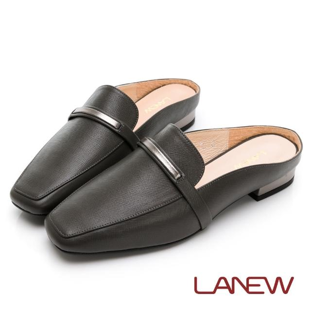 【La new】輕量懶人鞋 穆勒鞋(女41270836)