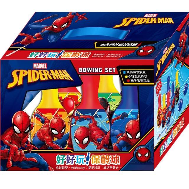 好好玩!保齡球 迪士尼漫威蜘蛛人