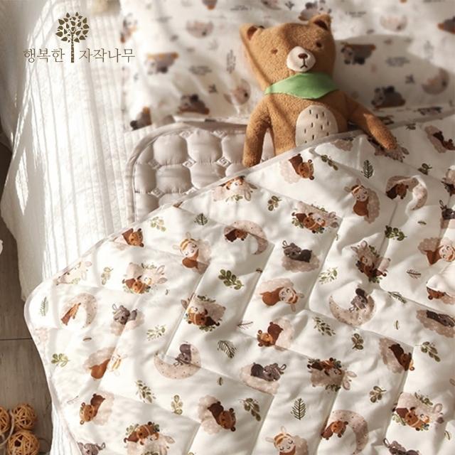 【The zazak】新款韓國手工製攜帶式兒童睡袋 動物系列-(晚安小羊)