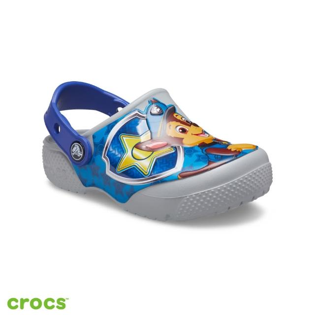 【Crocs】童鞋 趣味學院汪汪隊立大功小克駱格(207195-007)