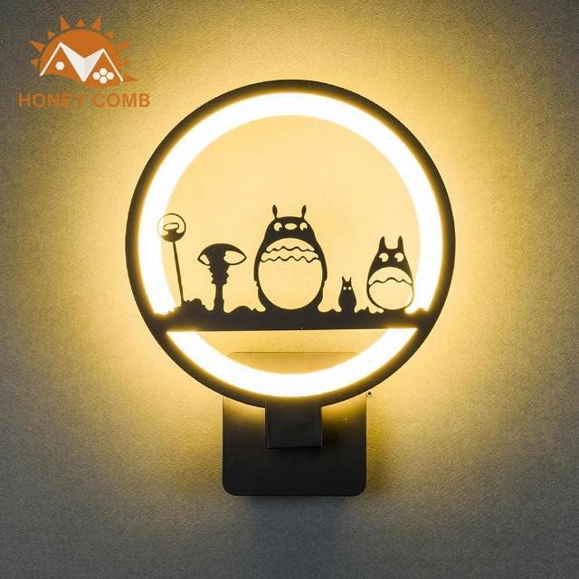 【Honey Comb】龍貓光圈壁燈(BL-31986)