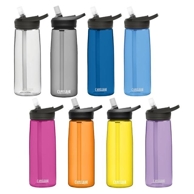 【CAMELBAK】600ml eddy+多水吸管水瓶(水壺/水瓶)
