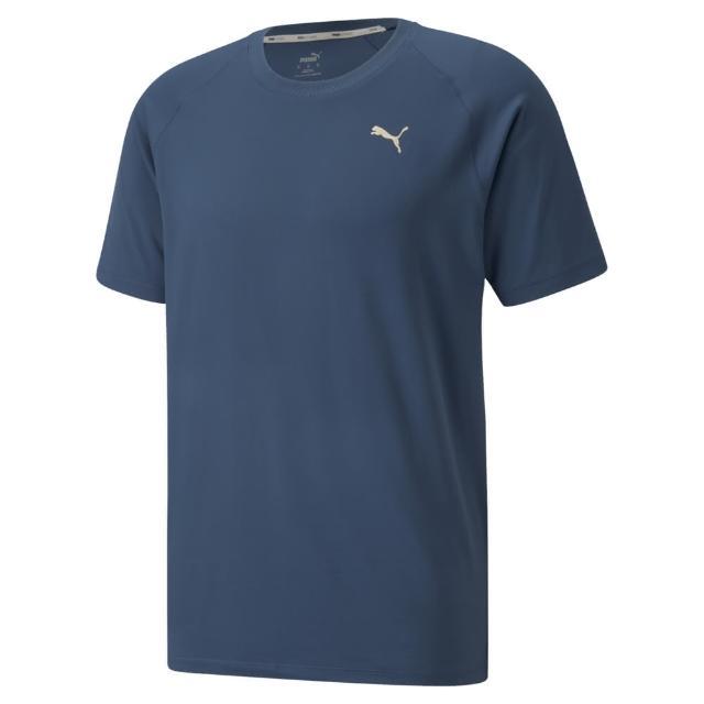 【PUMA官方旗艦】瑜珈系列Studio短袖T恤 男性 52111765