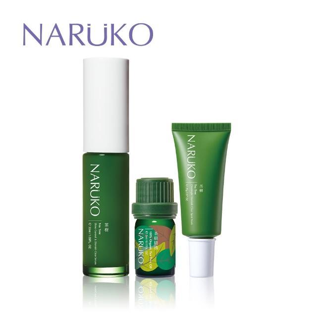 【牛爾】牛爾-NARUKO-茶樹抗痘三部曲