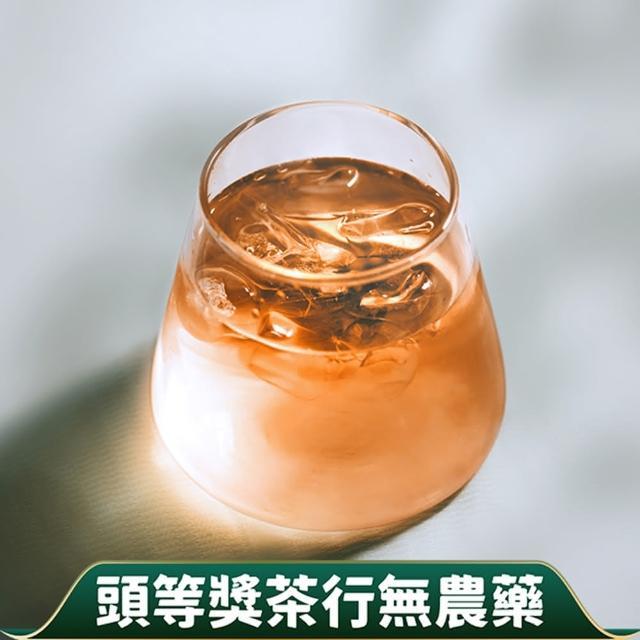 【新寶順】紅玉紅茶 微米茶(消暑下午 冷泡茶)