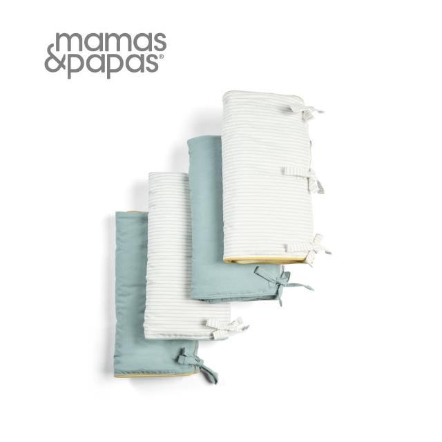 【Mamas & Papas】小羊帶隊-綁帶床圍(8入)