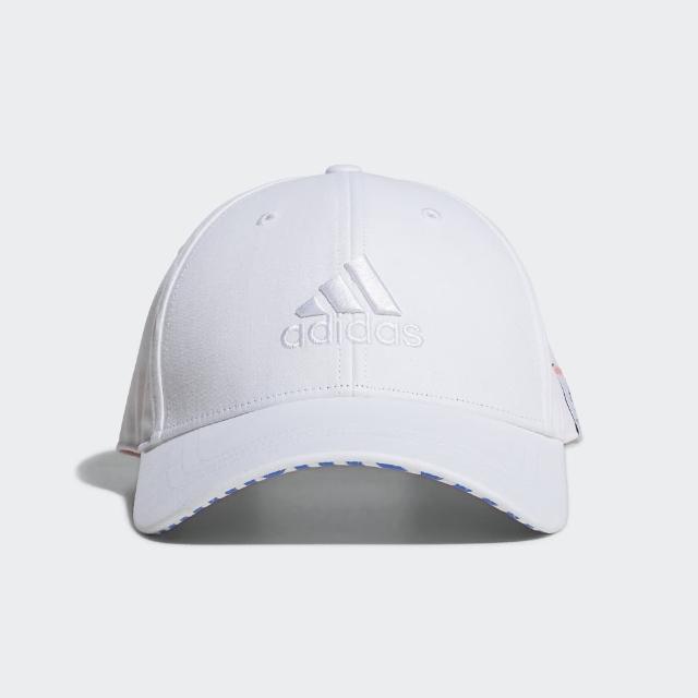 【adidas 愛迪達】TAKAHASHI HIROKO 運動帽子 男/女(GD4954)