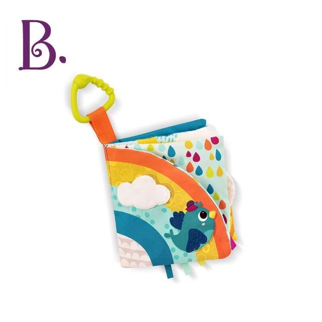 【B.Toys】小知更天氣播報員(互動布書)