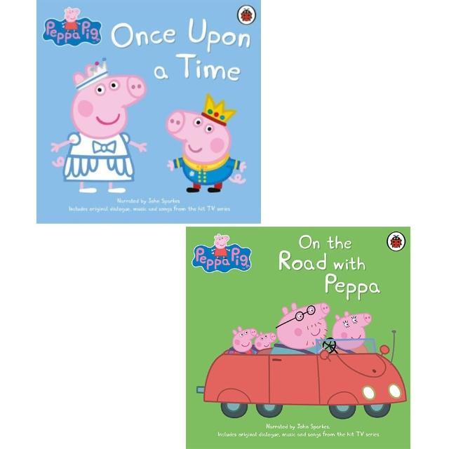 【Song Baby】Peppa Pig 2入故事CD(C0031)