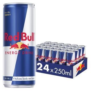 Red Bull【Red Bull】紅牛能量飲料250mlx24罐/箱_週期購