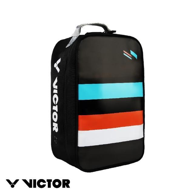 【VICTOR 勝利體育】2021 CROWN COLLECTION戴資穎專屬系列 運動鞋袋 中性款(BGCC310 C 黑)