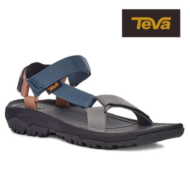 【TEVA】原廠貨 男 Hurricane XLT2 機能運動涼鞋/雨鞋/水鞋(大地彩色-TV1019234CRCM)