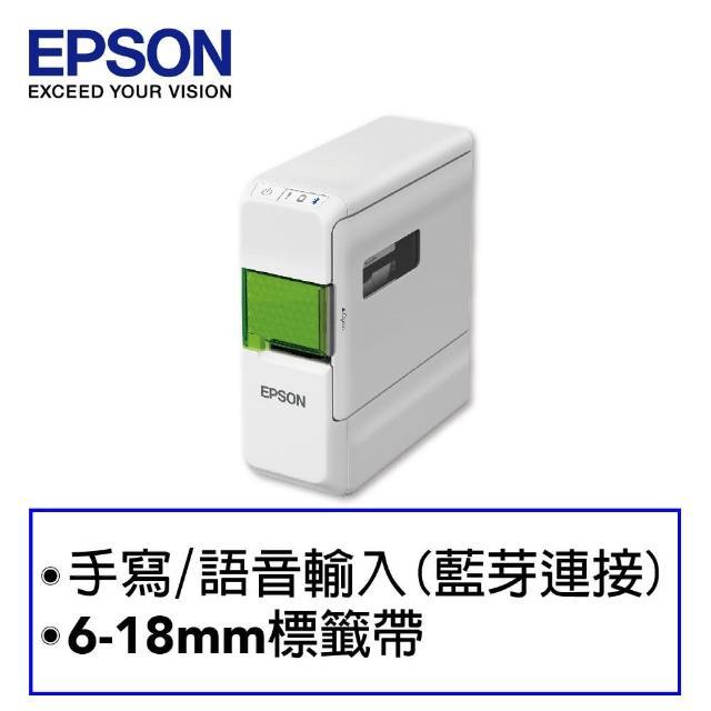 【EPSON】LW-C410 文創風家用藍芽手寫標籤機(自動裁切/適用6-18mm)