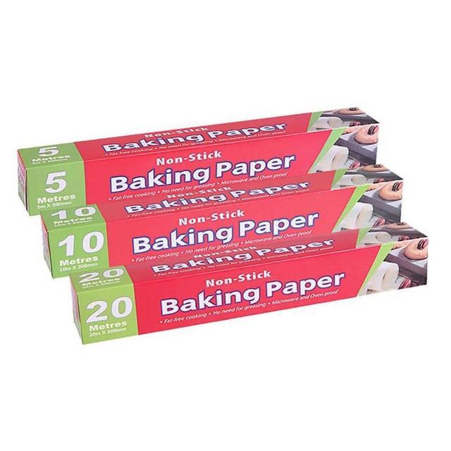 【Finger Pop 指選好物】吸油烘焙紙-10米(吸油烘焙紙 烘焙紙 包裝紙 硅油紙 吸油烤肉烤箱燒烤蒸籠紙)