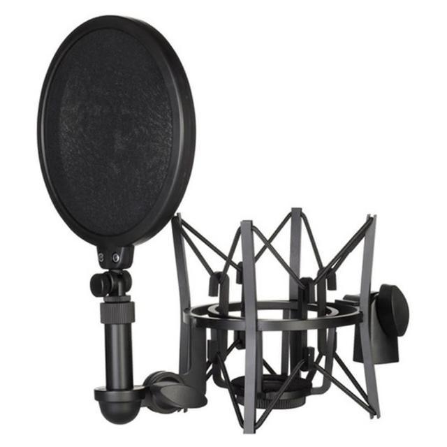 【RODE】SM6 麥克風防震架 防噴罩 套組 避震 減震 防噴麥罩(RDSM6)